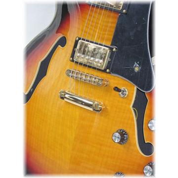 Dillion 2016 Deluxe semi hollow guitar . Special price