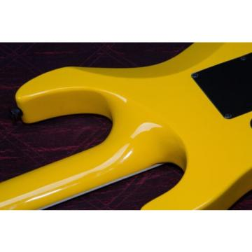 Jackson SLX Soloist X Series Electric Guitar Taxi Cab Yellow 031503