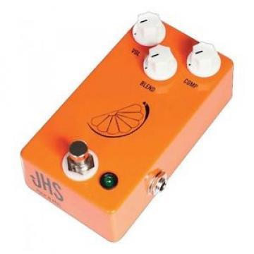 JHS pedals Pulp'n'peel V4 - Pédale de compression