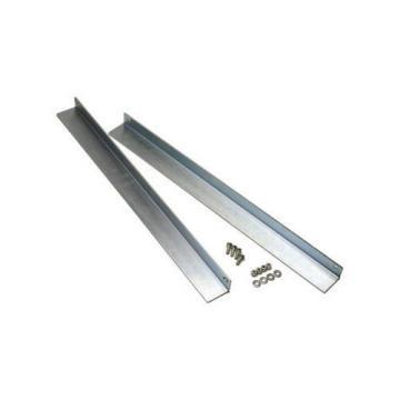 """SKB Cases 3SKB-SR24 Zinc Plated Steel Support Rails For 24"""" Shock Racks Only New"""