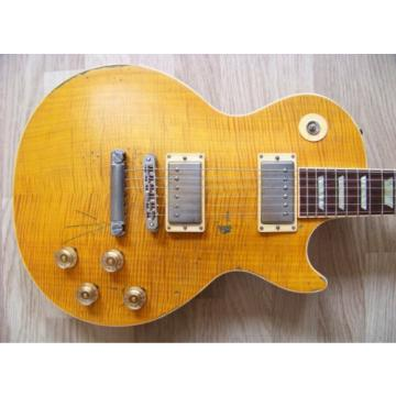 "TPP Paul Kossoff  ""Free"" Gibson USA Les Paul Standard - Relic Tribute LP"