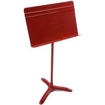 Manhasset Sheet Music Stand Model 4801RED Aluminum Red