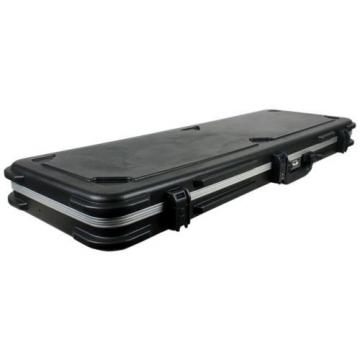 SKB 1SKB-44 Universal Electric Bass Guitar Hard-Shell Case+PedalBoard+Soft Case
