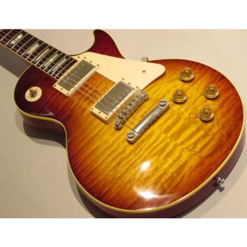 Gibson Custom Shop Historic Collection 1959 Les Paul Reissue Murphy Burst, m1117