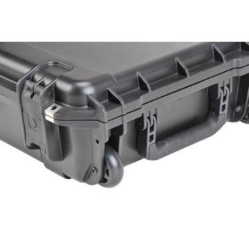 SKB Double Custom Breakdown Shotgun case with foam & Pelican TSA- 1700 Lock