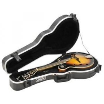 SKB 1-80F Universal F-style Mandolin Case - TSA Latch, Over-Molded Handle NEW