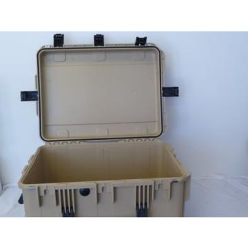 "Desert tan -SKB Cases 3i-2317-14T-C With foam with 23.00""x 17.00"" x 14.00"""