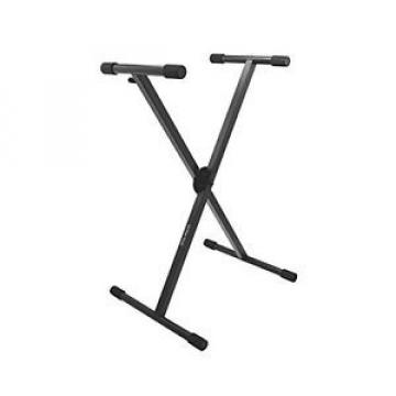 On-Stage Stands Pro Heavy-Duty Single-X ERGO-LOKKeyboard Stand KS7290 NEW