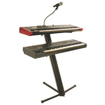 OnStage On Stage KS9102 Quantum Core Column Keyboard Stand