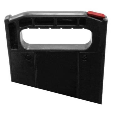 Black SKB Case 3i-2217-12B-E. NO foam.  With Pelican TSA- 1620 Lock.