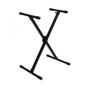On-Stage Stands Lok-Tight Pro Single-X ERGO-LOKKeyboard Stand KS8290 NEW