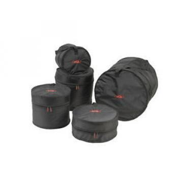 SKB Cases 1SKB-DBS3 5-Piece Soft Gig Bag Bundle 3 For Drums W/ Handles 1SKBdbs3