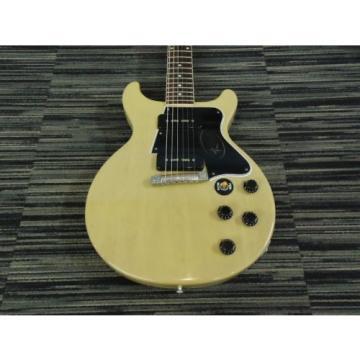 Gibson Custom Shop 1960 Les Paul Special DC VOS TVY, Electric guitar, a1066