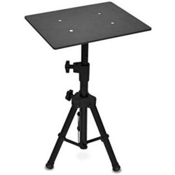 """Pyle Pro PLPTS2 Adjustable Tripod Laptop Projector Stand 16"""" To 28"""" Heavy Duty"""