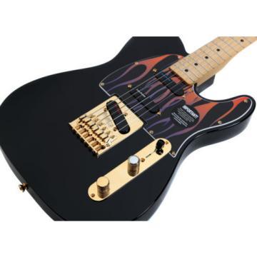 920D Fender Std Tele Nashville Mod Lace Blue/Silver/Red S1 FL/Gold w/Bag