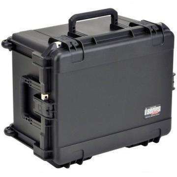 SKB Cases 3i-2217-12B-E. NO foam black  With TSA-  iM2750 Lock.