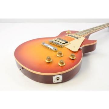 2012 Gibson Les Paul Traditional Pro II Electric Guitar - Cherry Sunburst w/OHSC