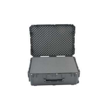 SKB Black Case 3i-3424-12B-C. With foam. With Pelican TSA- 1730 Lock.