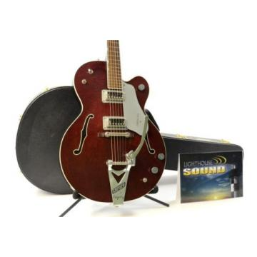 2005 Gretsch G6119 1962HT  Tennessee Rose Electric Guitar - Burgundy w/OHSC