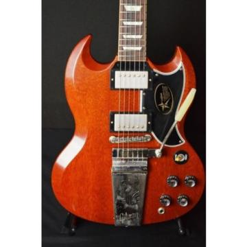 Gibson Custom Shop Historic Collection SG Standard Maestro VOS 2008 from japan