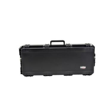 BLACK. SKB Cases LARGE 3i-4217-7B-L  With foam &  2 TSA Locking Latches