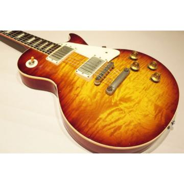 Gibson Custom Shop: H.C. 1959 Les Paul Standard Reissue Lightly Aged USED