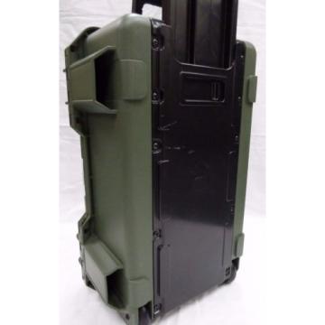 OD GREEN SKB Case 3i-2011-7M-E No foam & Pelican TSA- 1510 Lock.
