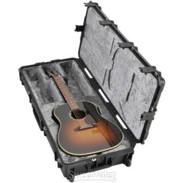 SKB Waterproof Acoustic Guitar Case - Black