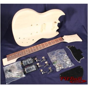 Pit Bull Guitars SG-1L Electric Guitar Kit (Left Handed Kit)