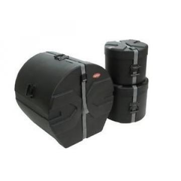 SKB 1SKB-DRP1 Roto-Molded Drum Case Package With D1822, D1012, D1214 NEW