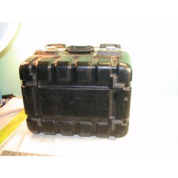 "SKB GigRig storage Box made in Orange California 17 1/2"" X 13"" X 14 1/2"" OUTSIDE"
