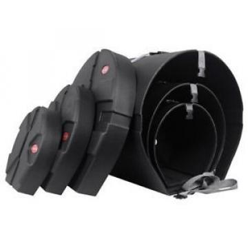 SKB 1SKB-DRP2 Roto-Molded Drum Case Package With D1822, D1012, D1616 NEW