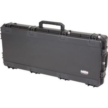 Black SKB Large gun / transport case with foam 3i-4719-8B-L & Pelican TSA Lock