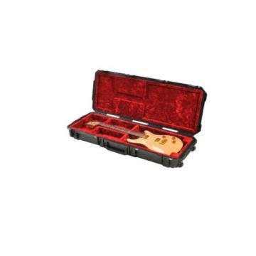 SKB CASES 3I-4214-OP OPEN CAVITY ELECTRIC GUITAR CASE WATERPROOF W/ WHEELS NEW