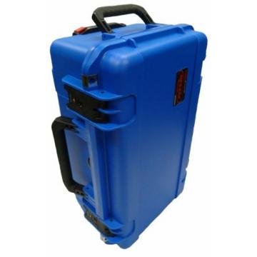 SKB  BLUE 3i-2011-7BL-D With padded dividers & Computer Lid org. & Locks.