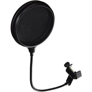OnStage On Stage ASFSS6 GB Dual Screen Pop Filter