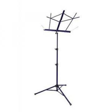 On-Stage Stands Tubular Tripod Base Sheet Music Stand (Midnight Blue) SM7222MB