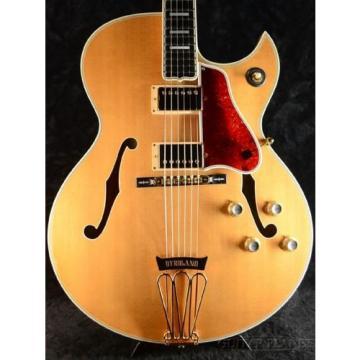 Gibson Custom Shop Byrdland Florentine Cutaway Natural, 2011'  f0354
