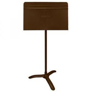 Manhasset Sheet Music Stand Model 4801BRN Aluminum Brown