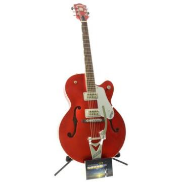 Gretsch G6120SH Brian Setzer Hot Rod Electric Guitar - Candy Apple Red w/OHSC