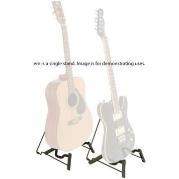 On-Stage Stands Fold-It! Guitar Stand - For Acoustic an... (5-pack) Value Bundle