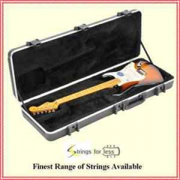 SKB 1SKB-66PRO  PRO ABS Electric Guitar Rectangular Case TSA Locks