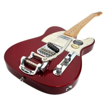 920D Fender Std Tele TV Jones Classic DiMarzio Twang King Bigsby WP w/Bag