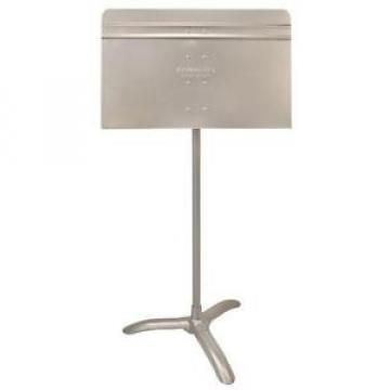 Manhasset Sheet Music Stand Model 4801SLV Aluminum Silver