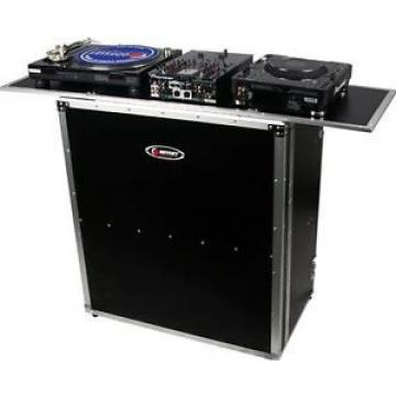 """Odyssey FZF5437T 54"""" x 37"""" Inch Portable Foldout Mobile DJ Combo Table"""