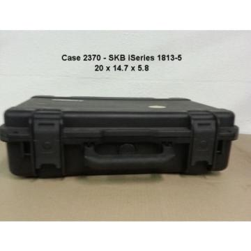 Pelican/SKB iSeries 1813-5 (2370) Black - 20x14.7x5.8