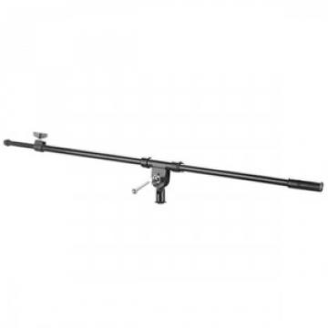 OnStage MSA7020TB Telescoping Microphone Boom Black 32 to 48 Inch
