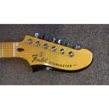 Fender Starcaster electric guitar, modern Chinese model, pre owned, excellent