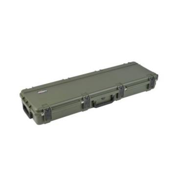 OD Green SKB-DR 3i-5014-DR-M. Double Rifle. With foam. & 2 TSA locking Latches.