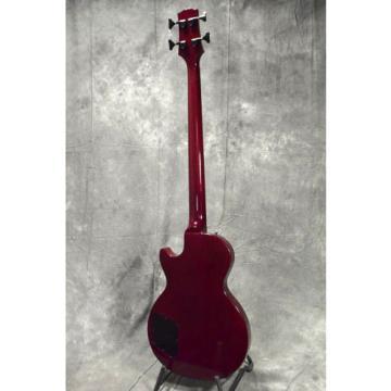 Gibson LES PAUL STANDARD BASS Purple   b17